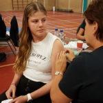 Uitnodiging groepsvaccinaties