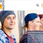 Nieuwe website Straathoekwerk