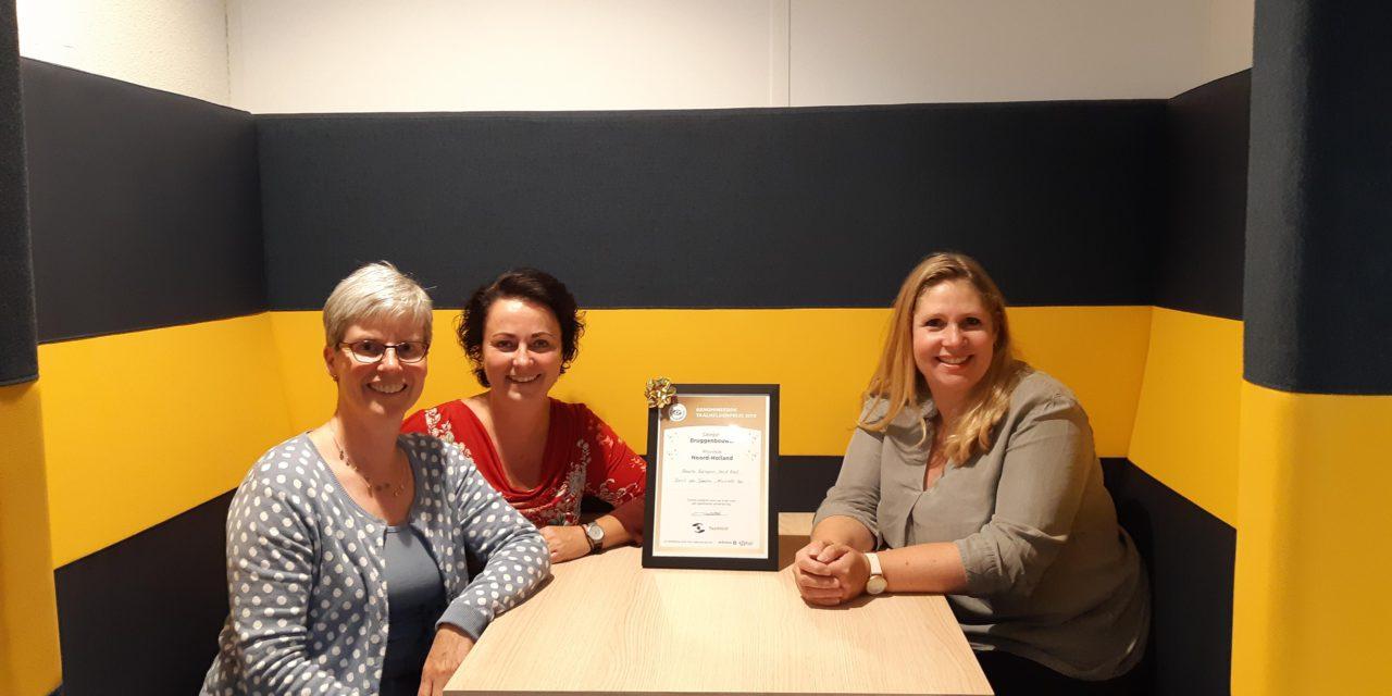GGD projectgroep genomineerd voor Taalheldenprijs