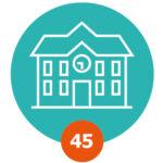 In onze regio zijn 45 Gezonde Scholen
