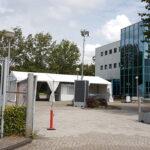 GGD opent teststraat in Zaandam