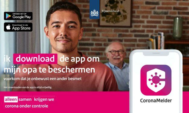 De CoronaMelder-app vanaf nu voor iedereen beschikbaar