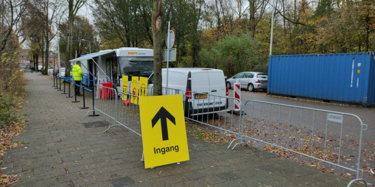 GGD gaat tijdelijk landelijke testbus in Volendam neerzetten om testbereidheid te stimuleren