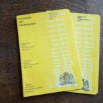 Stempel in Gele Boekje vanaf maandag 7 juni mogelijk