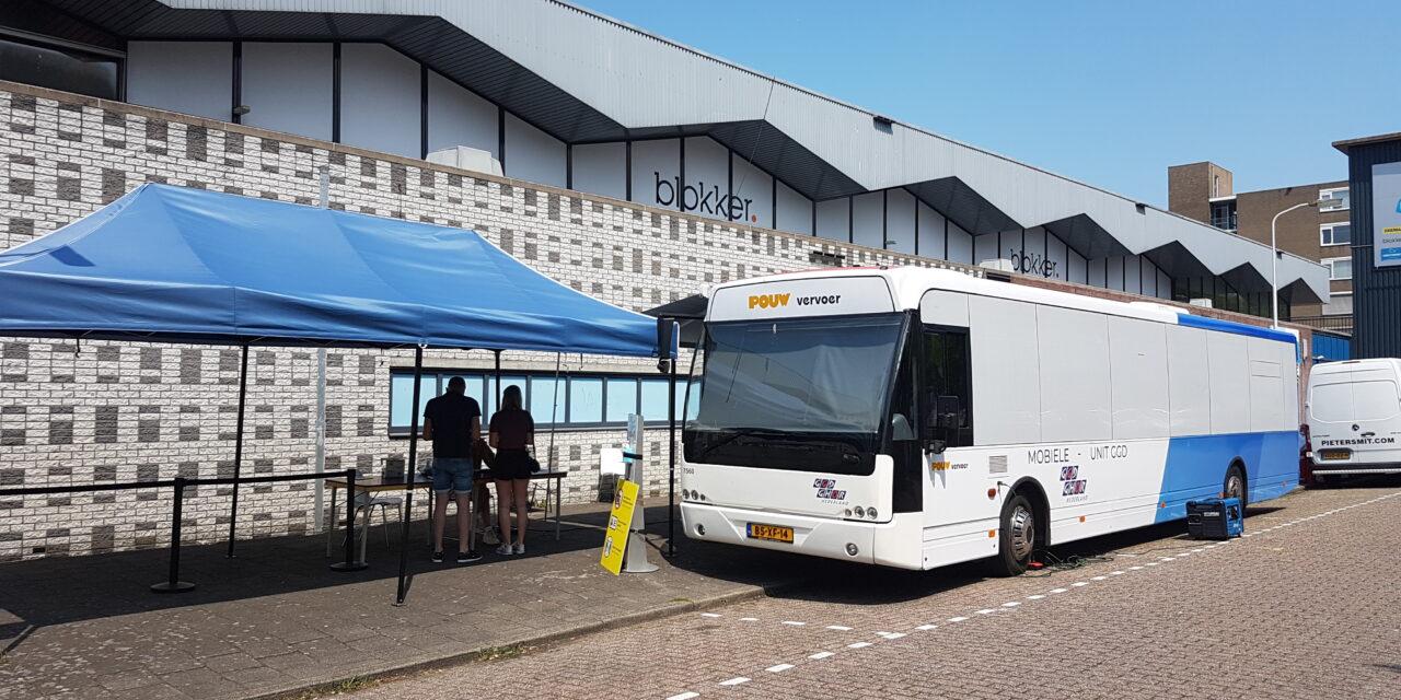 Prikbus niet meer op Vermiljoenweg